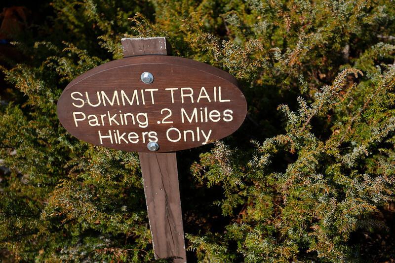 Bradbury Mountain State Park - First Day Hike