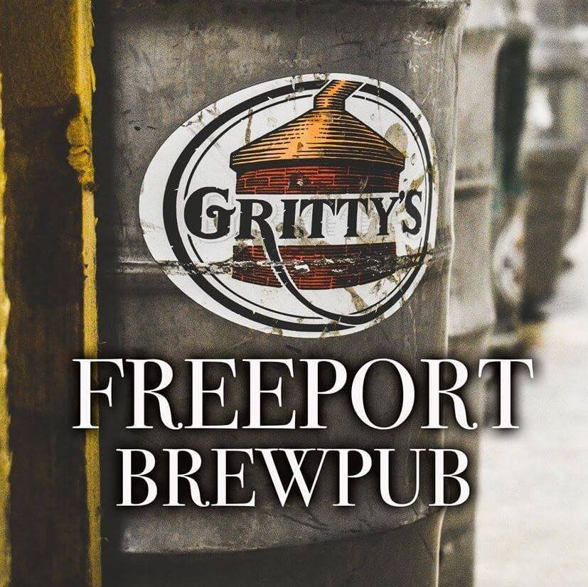 Gritty's Freeport Brew Pub & Restaurant - Live Music: Pete Webster