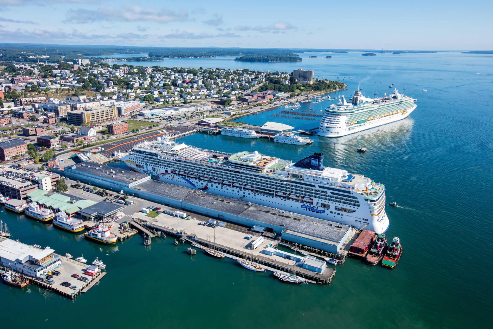 Cruise Ship Bus - Sept. 30