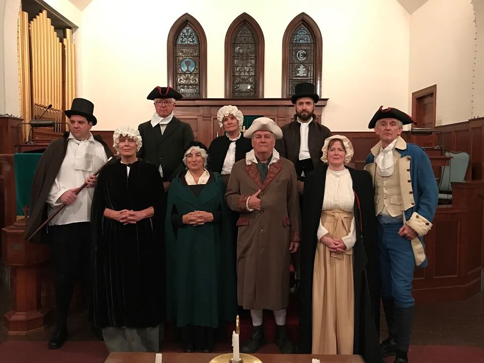 Freeport Historical Society & Freeport Community Players -The Ghosts of Freeport's Past