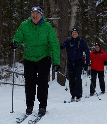 L.L.Bean - Starlight Cross-Country Ski Tour