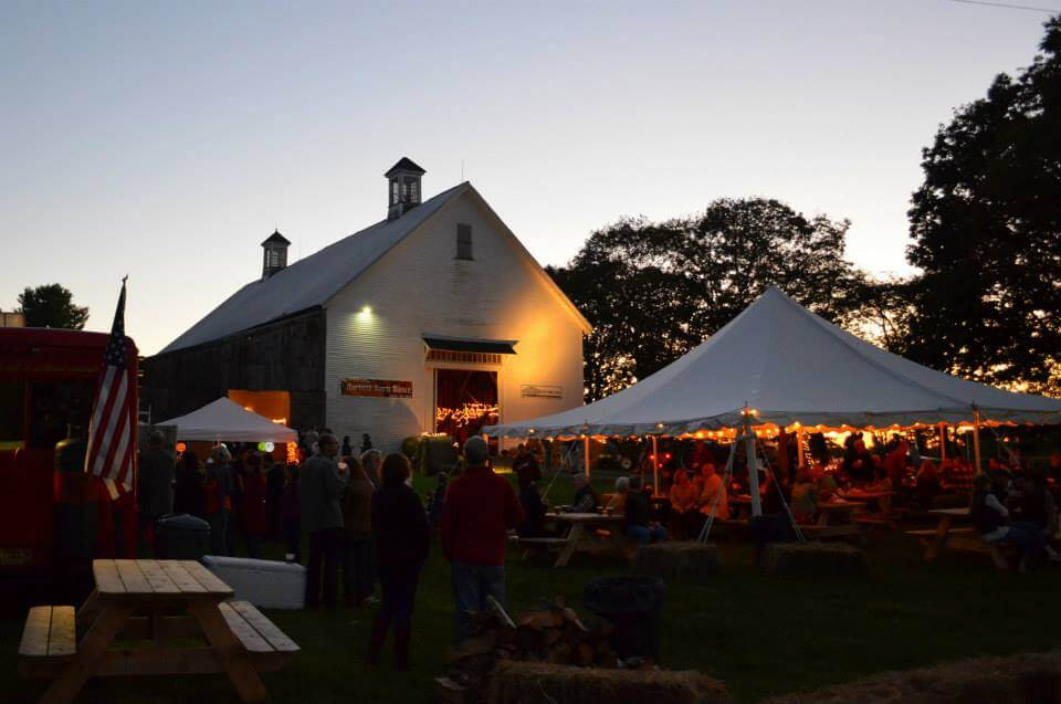 Wolfe's Neck Center - 23rd Annual Harvest Dance featuring the Mallett Brothers