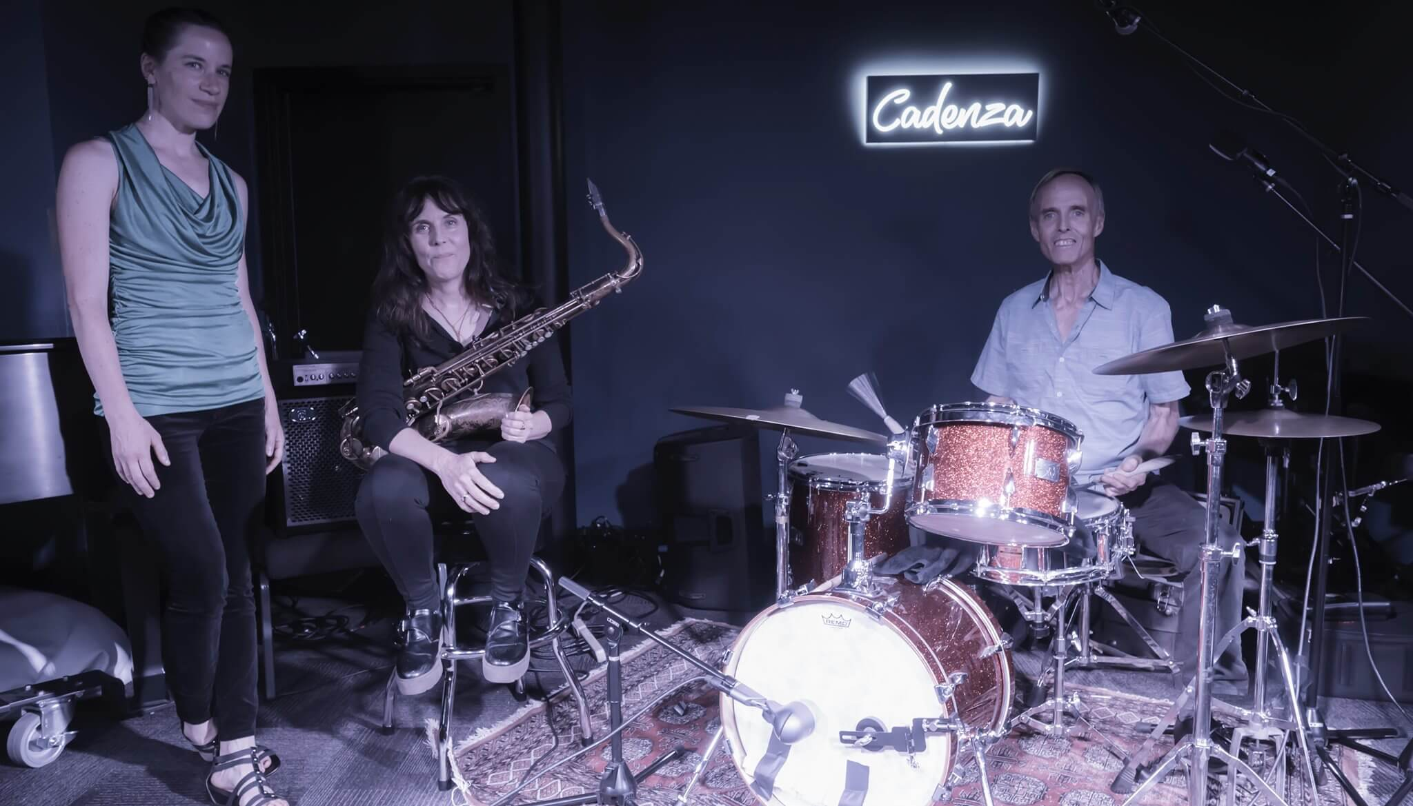 Cadenza - Bess Jacques & The Strays