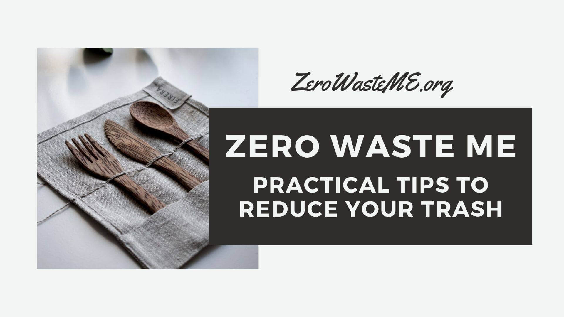 Freeport Community Library - Zero Waste ME: Practical Tips to Reduce Your Trash
