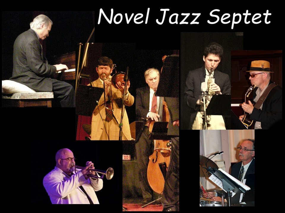 Cadenza - Novel Jazz Septet Celebrating Billy Strayhorn