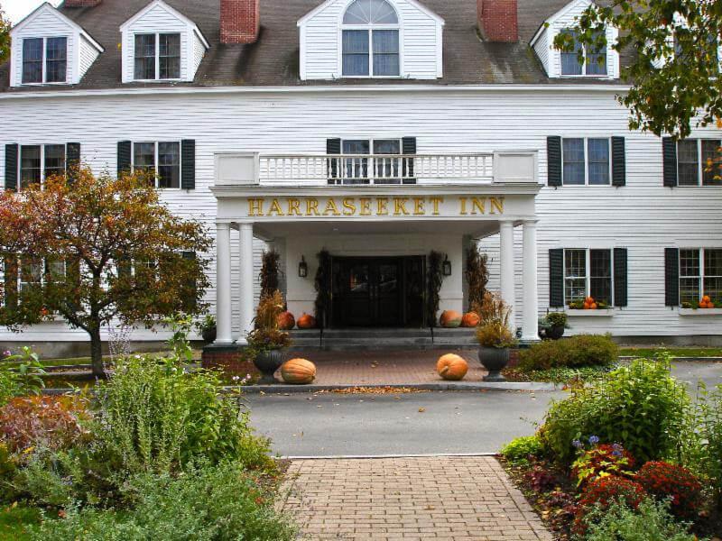 Harraseeket Inn - Thanksgiving Grand Buffet