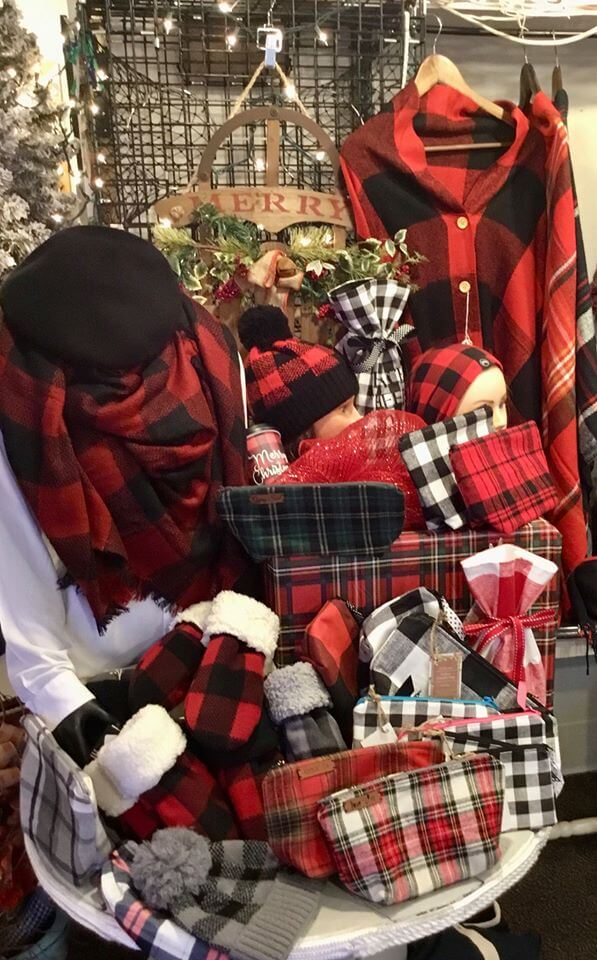 Kate's Cottage Collectibles - Everything Plaid Day